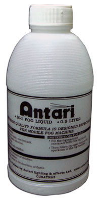 Antari FLM-05 Fluid for M1 Fogger