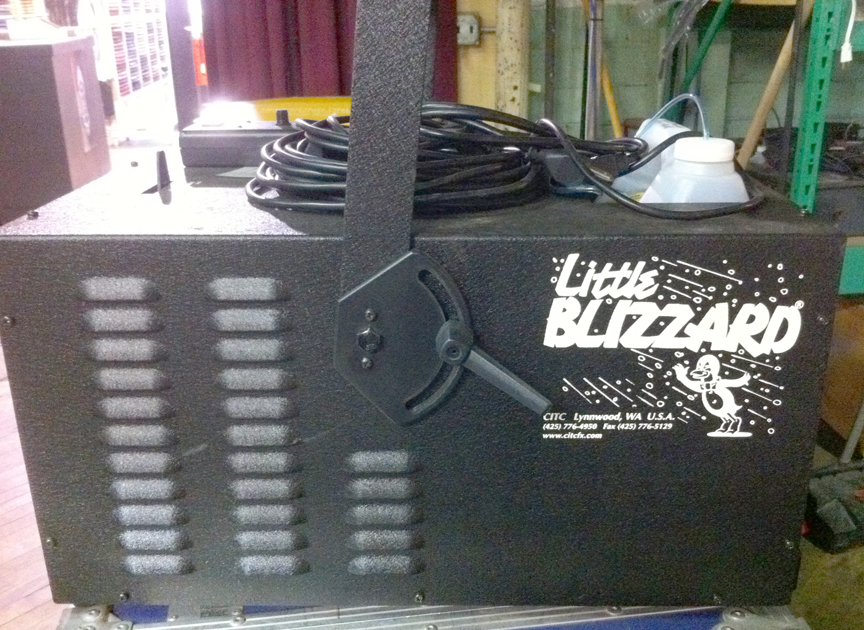 **USED** Little Blizzard DMX